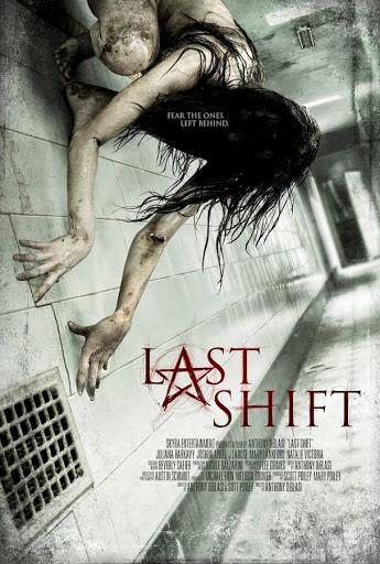Last Shift - Ca Trực Kinh Hoàng
