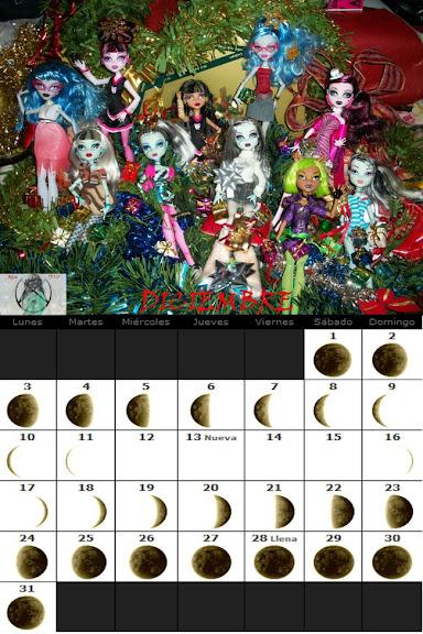 RETO NOVIEMBRE - Calendario MH (Bea-Trici)