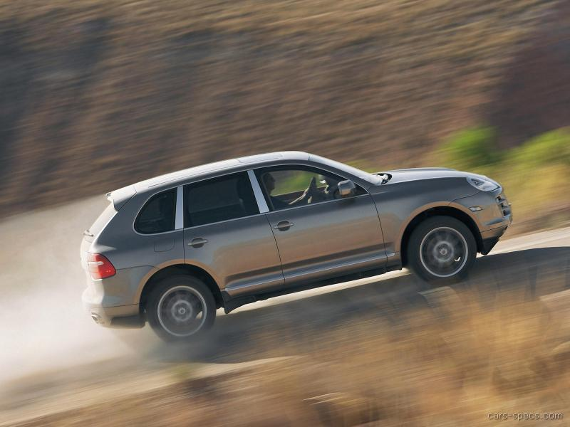 2008 Porsche Cayenne Suv Specifications Pictures Prices