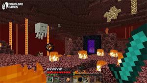 لعبة المغامرة والبناء ماينكرافت Minecraft
