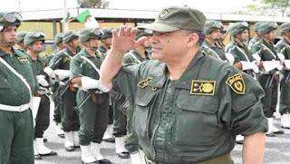 Le général major Menad Nouba insiste sur l'intensification de l'enquête criminelle dans la lutte contre le trafic de drogue