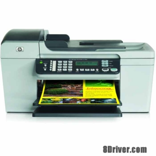 get driver HP Officejet 5608 Printer