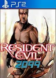RESIDENT EVIL 4 (2099)