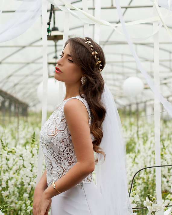 Long Hairstyles for Wedding-the best trend for 2018 10