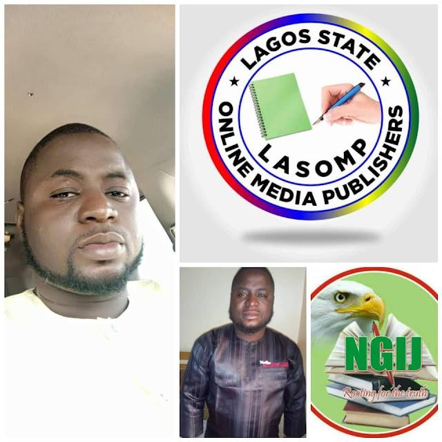 Lagos Online Media Publishers To Host NGIJ President Elect, Ayo Mojoyin ~Omonaijablog