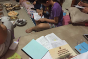 Berita Foto : Semangat Siswa SMA Eben Haezer Manado Demi Sulut