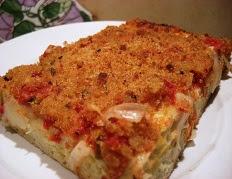 Recette de la pizza sicilienne