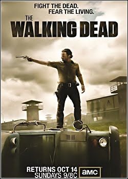 The Walking Dead – 3ª Temporada Dublado – AVI + RMVB