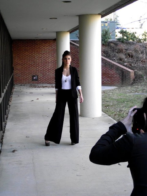 all black flair pants and high heals, Virginia Tech Fashion, Virginia Street Style, Virginia Fashion, southern street style