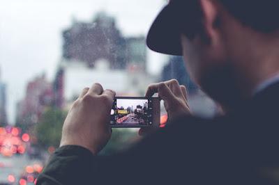 Kamera Smartphone Akan Menjadi Tren Pembeda di Platform Media Sosial