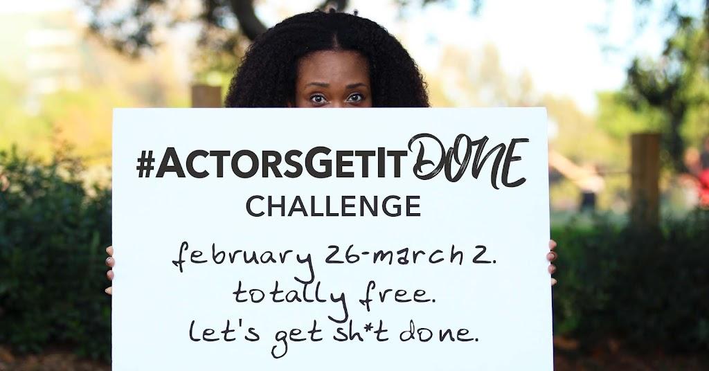 Get It Done Challenge (image)