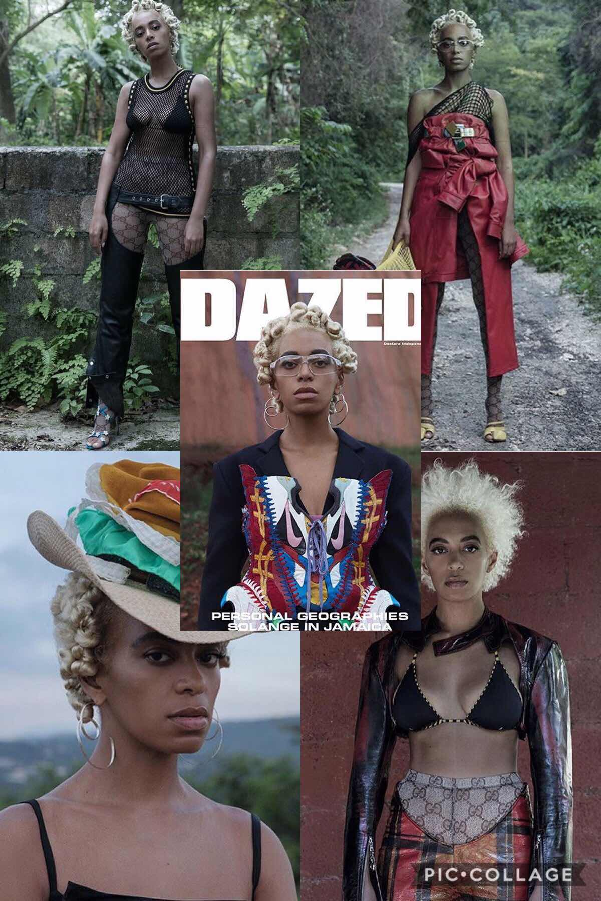 Dazed 🎯🎯Solange