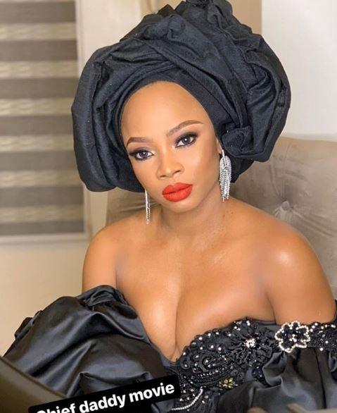 "Nigera Decides: ""I Hope We All Appreciate Goodluck Now"" – Toke Makinwa Says"