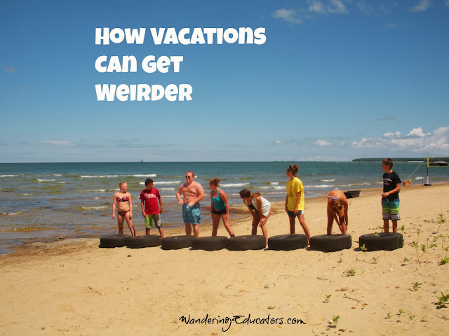 How Vacations Can Get Weirder