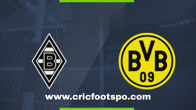 Bundesliga – Borussia Monchengladbach vs Borussia Dortmund