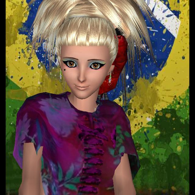 Style Me Girl  Level 28 - Carnival - Lara