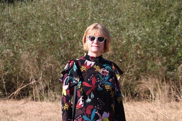 H M Floral Dress 5