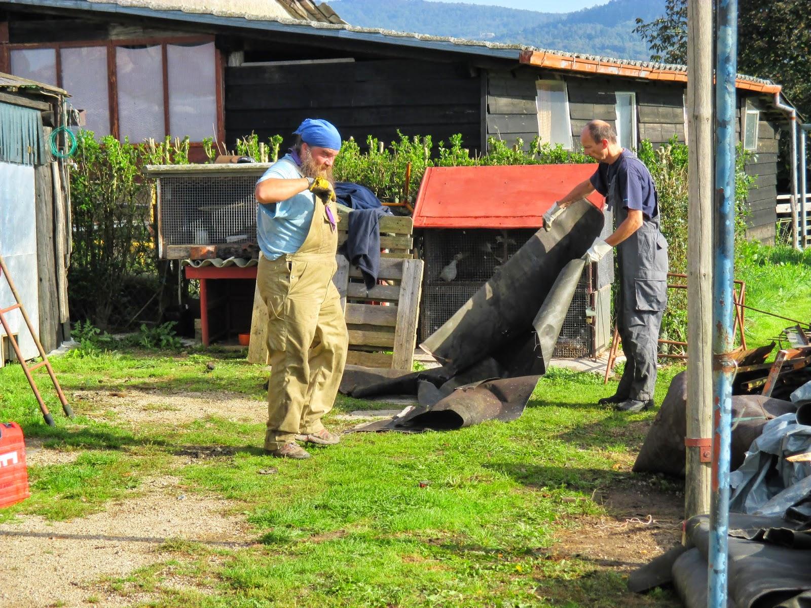 Delovna akcija Rečica, Ilirska Bistrica, 27., 28., 29., 30. 9. 2014 - IMG_0053.jpg