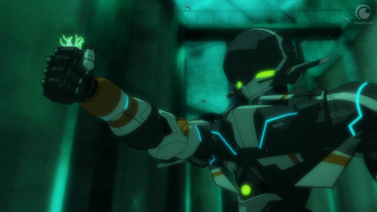 12 Days of Anime Gargantia Screenshot 1