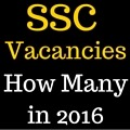 SSC CGL Vacancies Posts