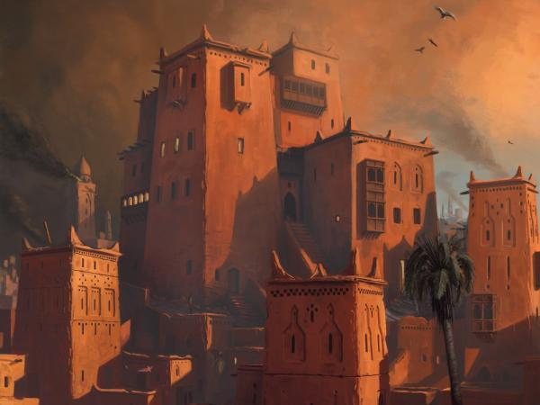 Lands Of Nightmare 13, Magical Landscapes 6