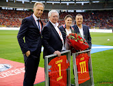 🎥 Recordinternational Aline Zeler kreeg nog een mooi eerbetoon voor België - Schotland