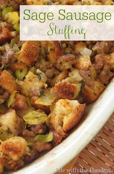Sage Sausage Stuffing[4]