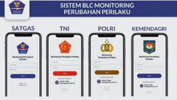 Polri Dorong Personel Aktif Laporkan Pengawasan Prokes Via Aplikasi Monitor Perubahan Perilaku