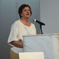 Madeleine Romanello speaking31