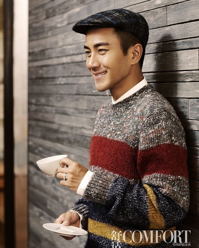 Hawick Lau China Actor