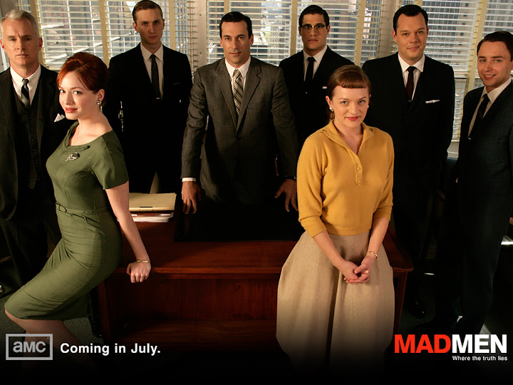 Cast and Crew of Mad Men