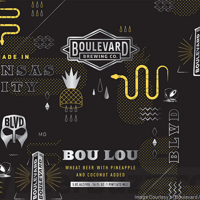 Boulevard Brewing Adding Bou Lou 16oz Cans