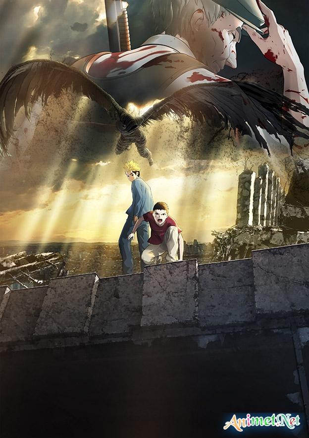 Ajin 2nd Season - Ajin: Demi-Human 2nd Season | Ajin Ss2