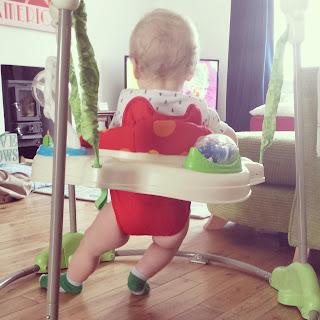 Me, Being Mummy : Week 47 Jumperoo!