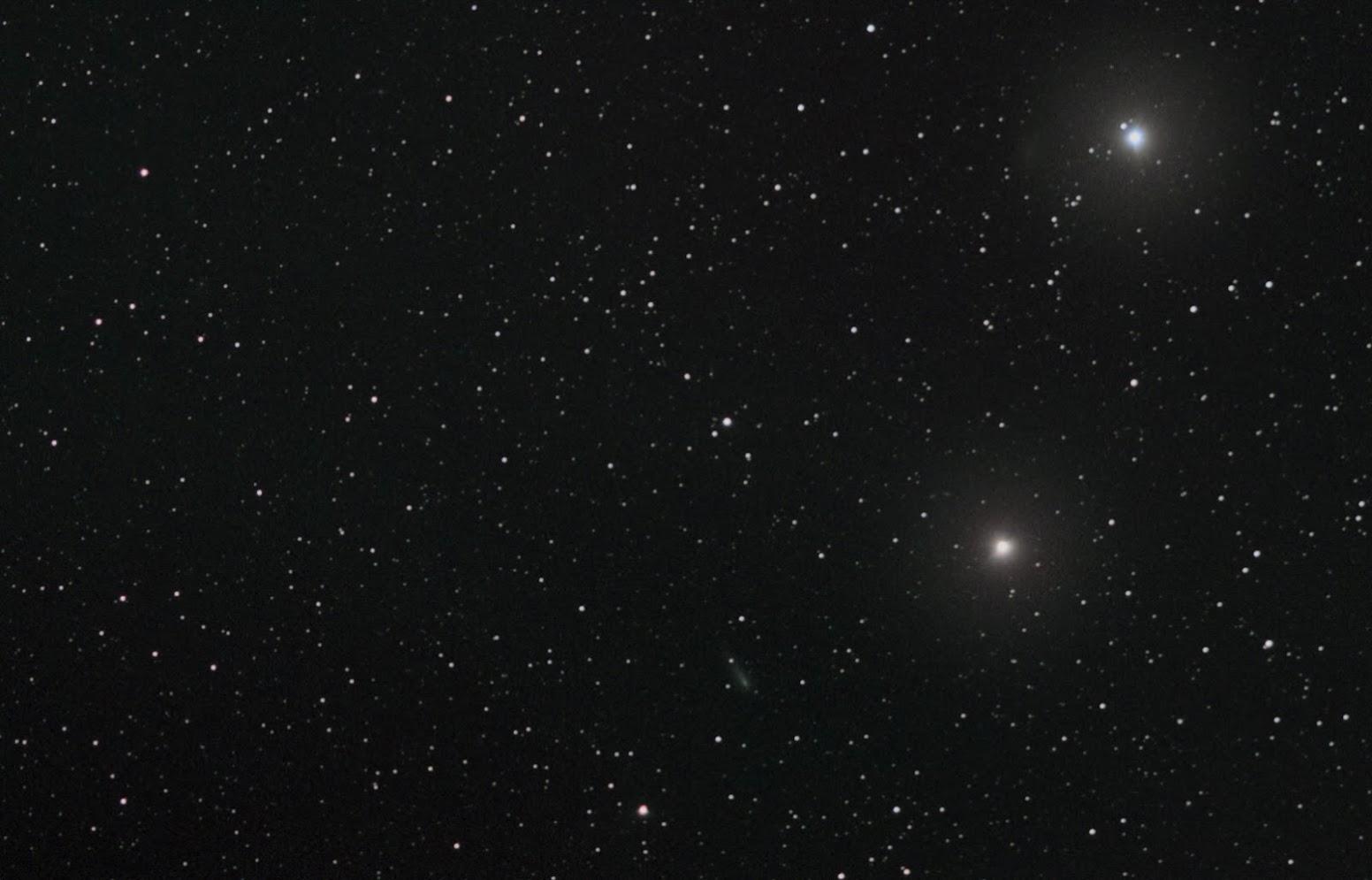 Comète Ison, Mars... Ison3a