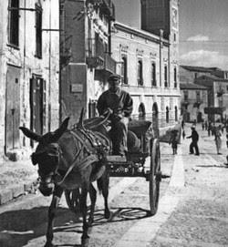 via Santa Maria - Municipio - Licata
