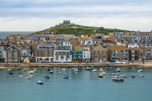 st Ives Cornwall for Artists Tate gallery
