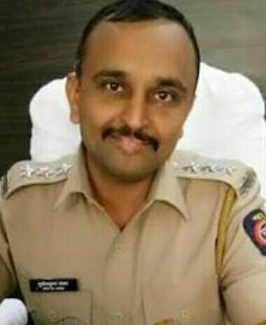 गडचांदूर चे नवे उपविभागीय पोलिस अधिकारी म्हणून सुशिलकुमार नायक !