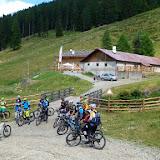 Bike - Tag 1 Tarscher Alm