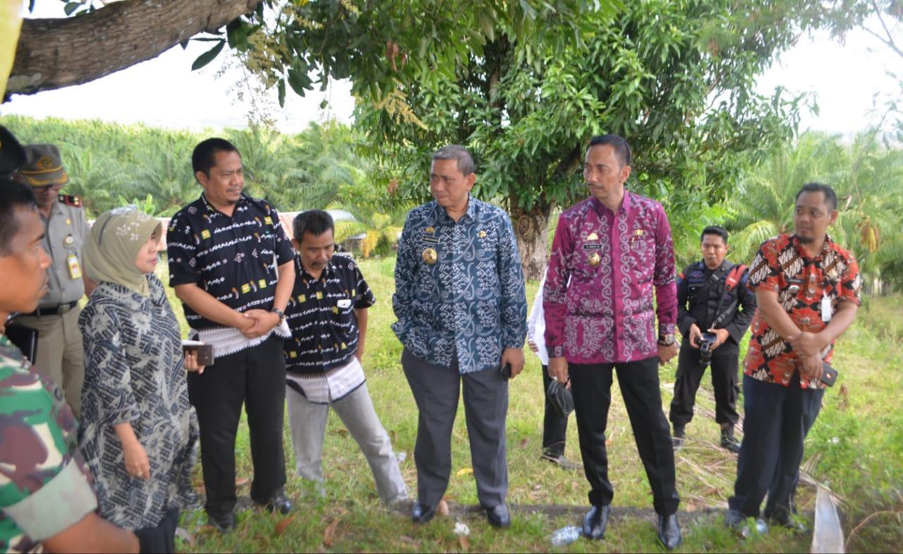 Bupati Wajo Fasilitasi Pertemuan Antara Masyarakat Kecamatan Keera dengan Pihak PTPN XIV Terkait Pelepasan Lahan
