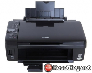 Reset Epson SX425W printer Waste Ink Pads Counter