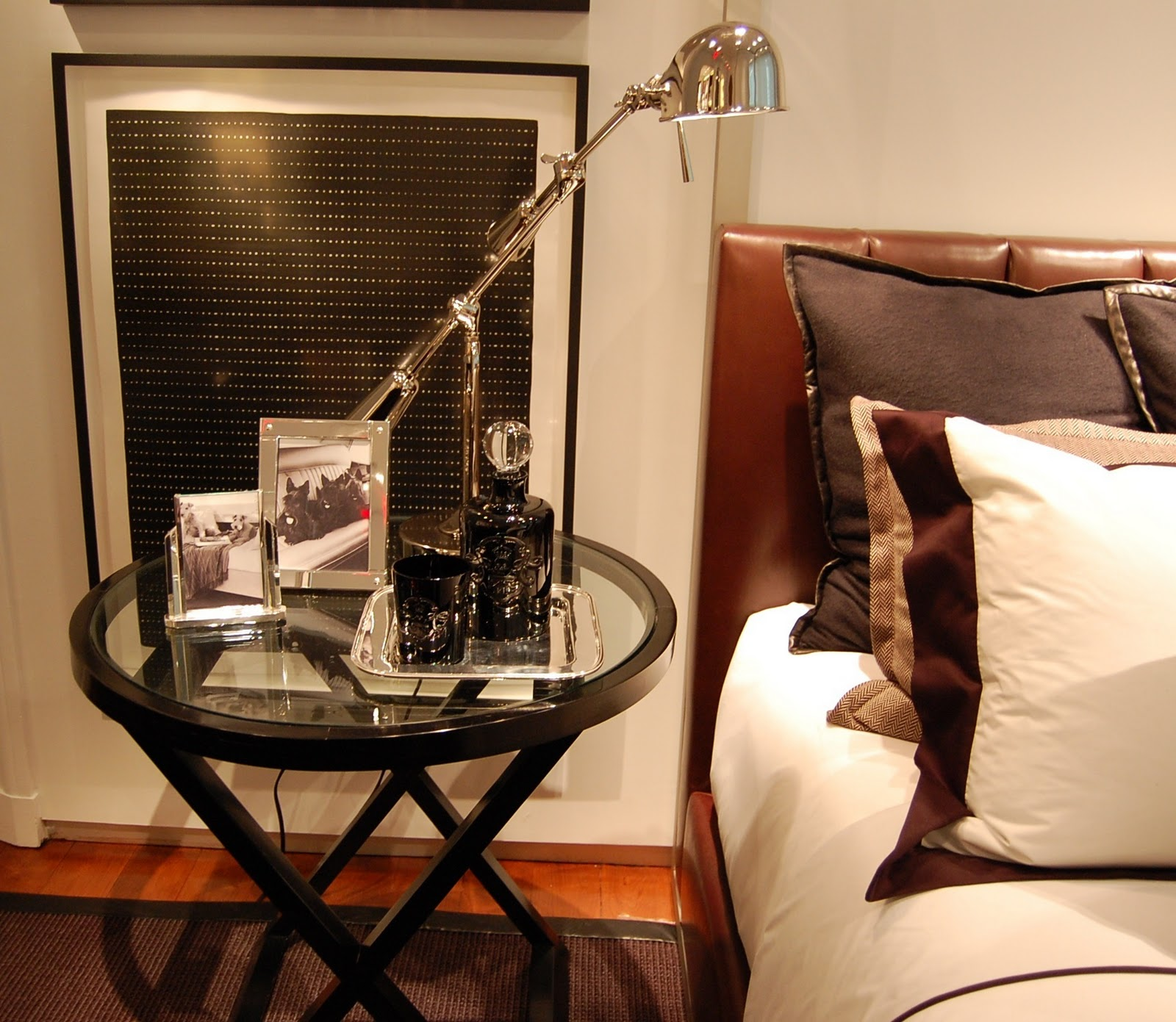 habitually chic ralph lauren home part deux. Black Bedroom Furniture Sets. Home Design Ideas