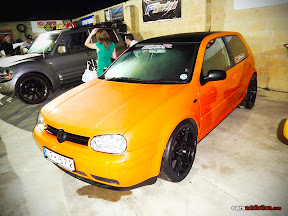 The Motoring Time sof Malta competition winner - VW Golf
