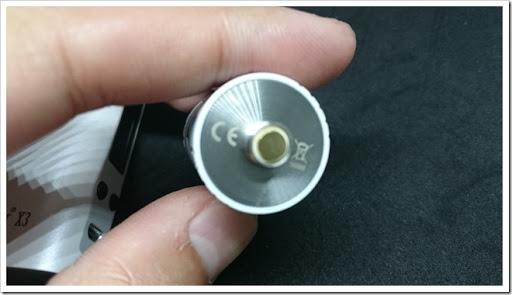 DSC 2830 thumb%25255B2%25255D - 【MOD】Cloupor X3 TC 80W 温度管理キットレビュー!自動温度管理機能に対応した最大80Wスターター【VVセッティング可能】