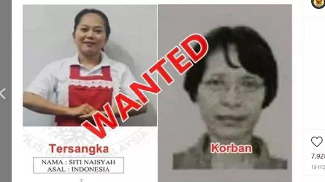 TKW diduga penggal leher majikan di Malaysia