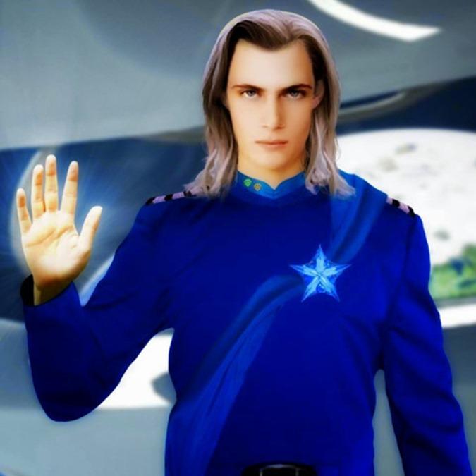 Carl Sagan desmascarou Ashtar Sheran 03