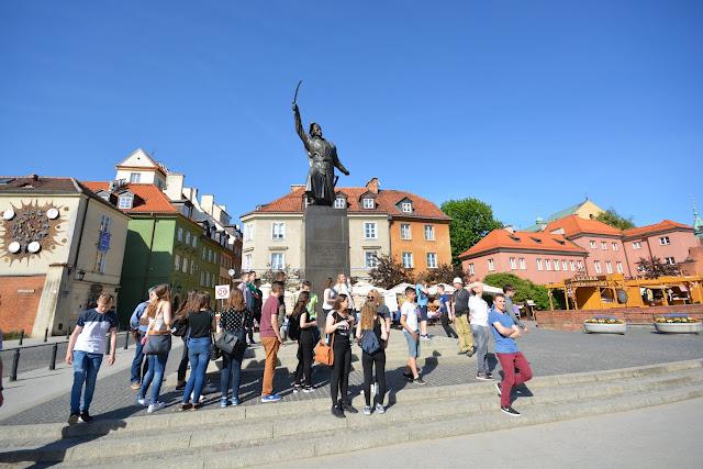 Wycieczka do Warszawy kl 2a - DSC_0188.JPG