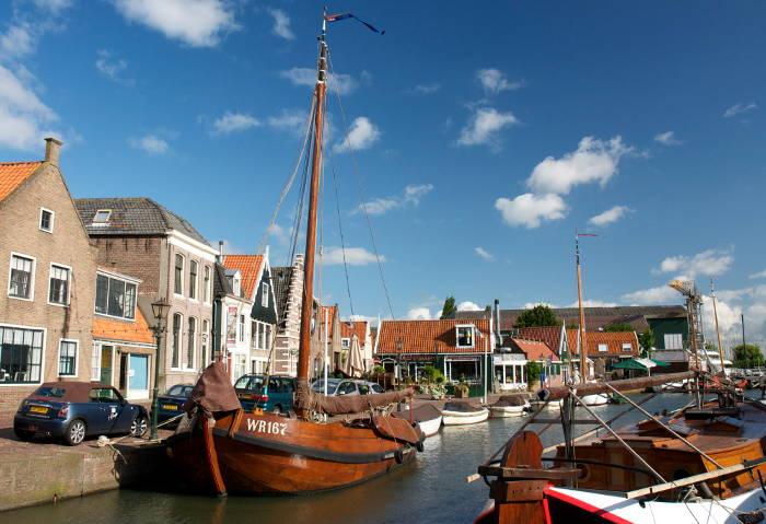 pueblos holandeses con encanto