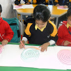 Mandela Pattern Activity Done by Sr.kg 12-13