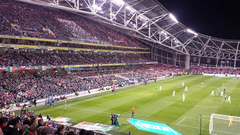 Irlandia - Polska, Dublin 29.03.2015